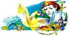 Золотая утка - Польская сказка