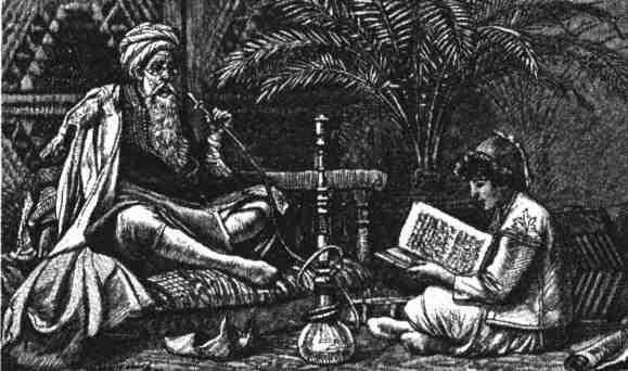 Рассказ Альмансора