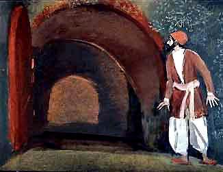 Али-Баба у пещеры разбойников