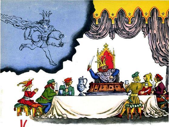 Английские песенки: Королевский пирог