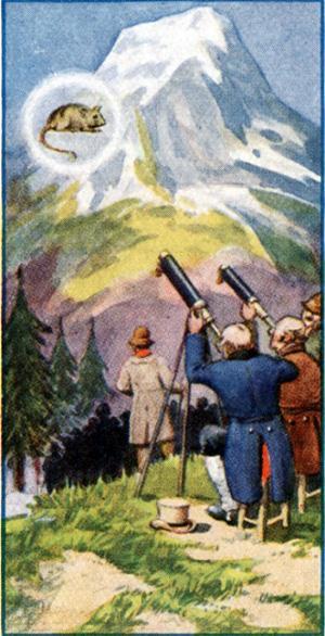 Беременная гора
