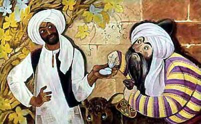 Али Мухаммед и Кутуб-хан