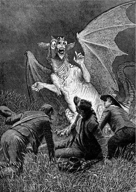 Черт и его бабушка дракон