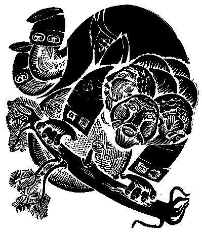 Дьельбеген и богатырь Сартак-пай