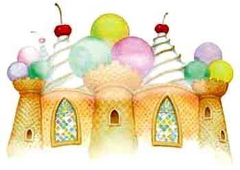 Дворец из мороженого