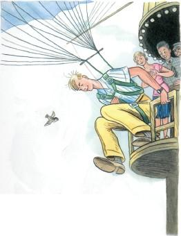 Дядя Стёпа с парашютом