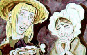 Джек-Простак и его мать