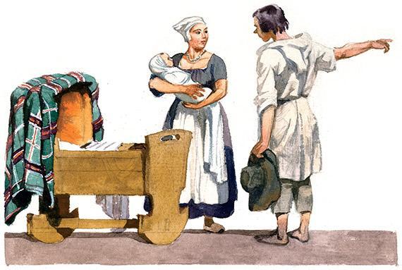 Джонс и Боггарт из Бриксуорта