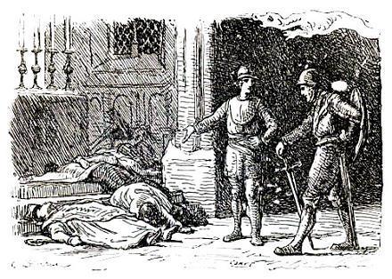 жертвы и солдаты