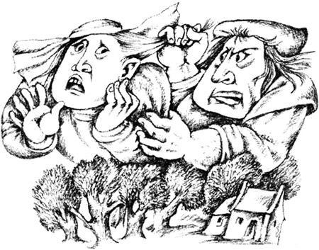 Фермер Джеймс Грэй и великанша Клэншид