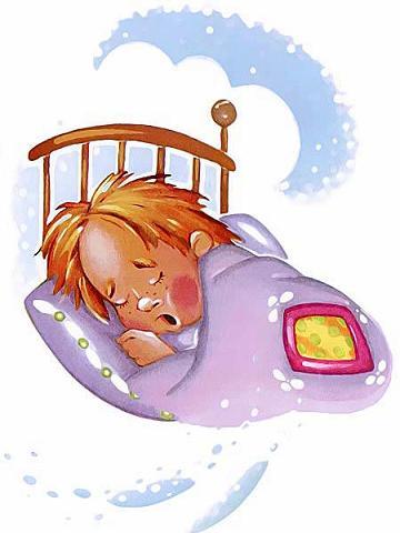Сны Петушкова спит