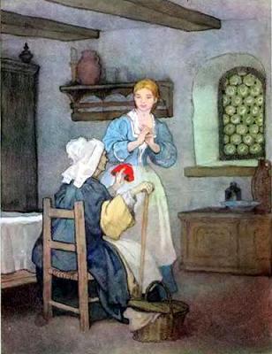 Красная шапочка бабушка и мама