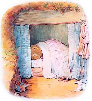 Кролик Питер и его друзья: Сказка про миссис Мыштон