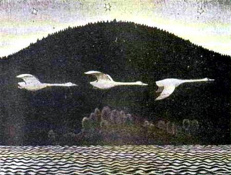 Лебединое обличье
