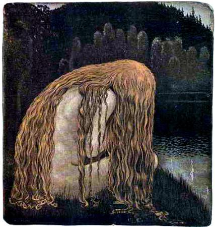 Бедная младшая принцесса — лебединое оперение пропало без следа