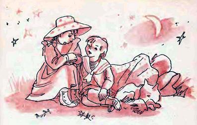 Лёля и Минька: Великие путешественники