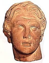 Древние мастера оставили немало скульптурных портретов Александра Македонского.