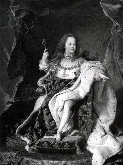 Наследнику французского престола