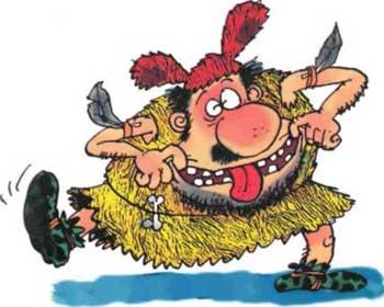 Неандерталец древний человек
