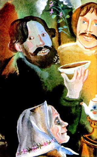 Небылицы Деда Ивана