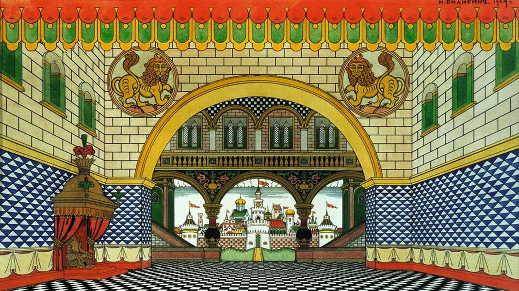 Обезьяний дворец