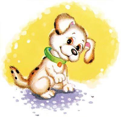 щенок собачка песик