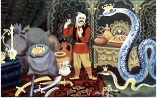 Охотник Харибу Много добра видят мои глаза в твоем доме