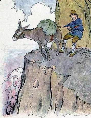 Осел и Погонщик