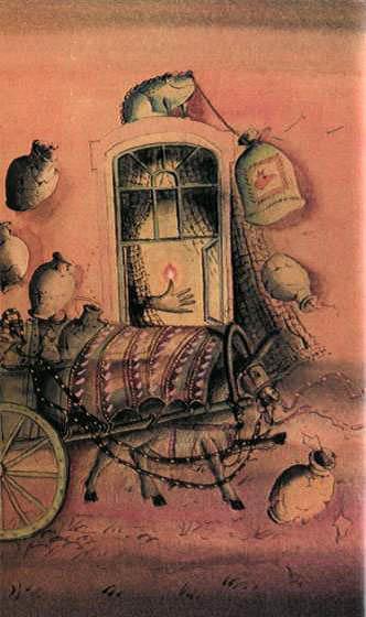 Осел торговца оливковым маслом