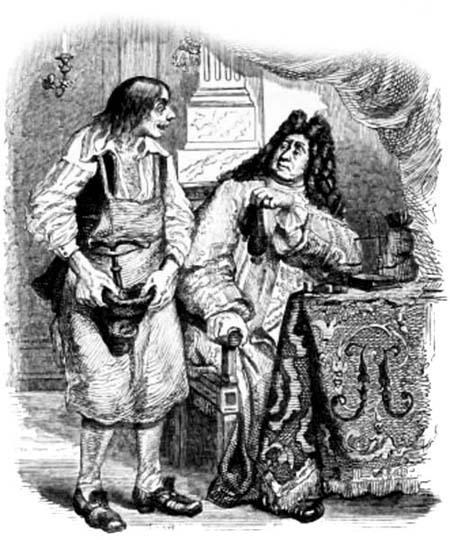 Откупщик и сапожник