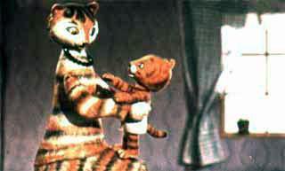 При тигренка Бинки, у которого исчезли все полоски