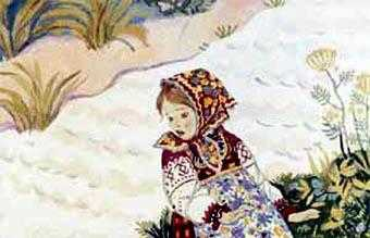 Малаша набежала на молочную реку