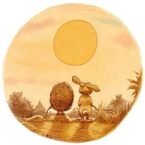 Ёжик и Кролик