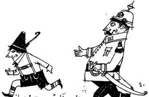 Разбойник Хотценплотц и перцовый пистолет