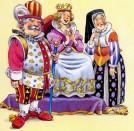 королева и свита