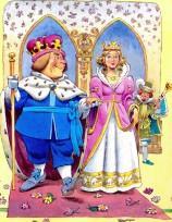 король берет в жены дочь мельника