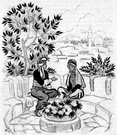 Сын садовника и Кор-оглы, заступник бедных