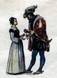 Синяя Борода и его жена