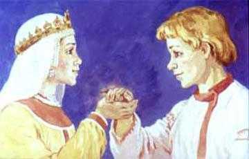 иван и царевна