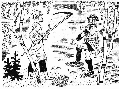 Сказ про Игната - хитрого солдата