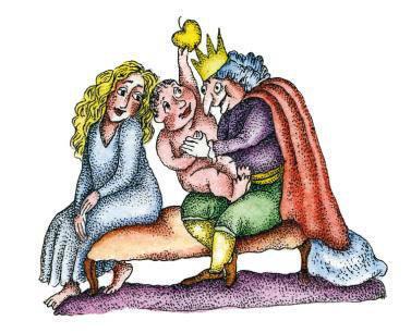 Сказка о принцессах, которые вышли замуж за первых встречных