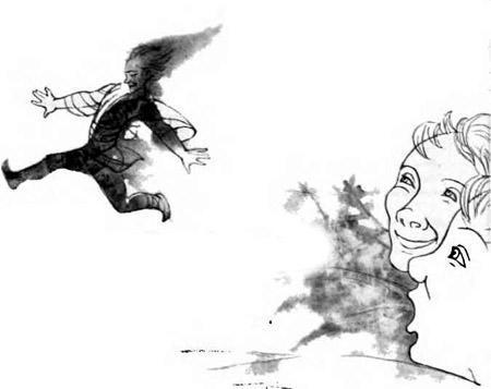 Сказка об умном Голобородушке и глупых великанах