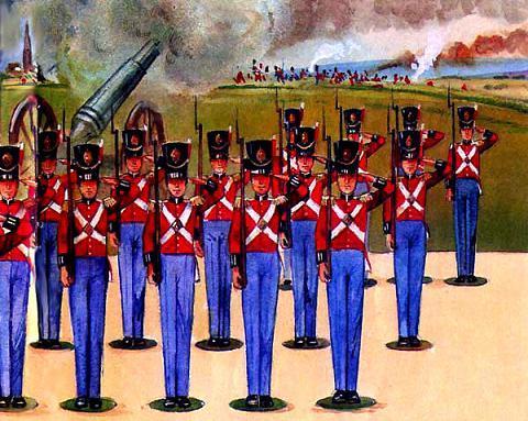 Стойкие оловянные солдатики