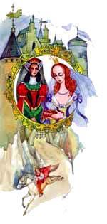 дочка, короля - Маргарет