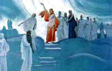 Тесей и Минотавр