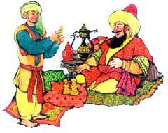 юноша и султан