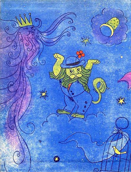 Волшебная шубейка