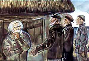 Каарел и рыбаки